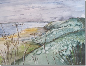 The Durham Coast by kind permission of Fiona Naughton
