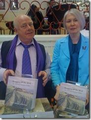 Gillian Wales and husband Glyn